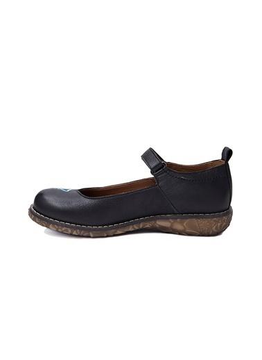 Beta Deri Ayakkabı Siyah